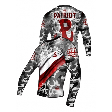 Rashguard PATRIOT (PW)