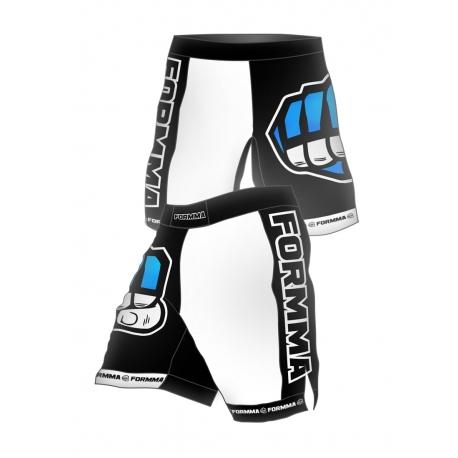 Fight Shorts BIG FIST Blue
