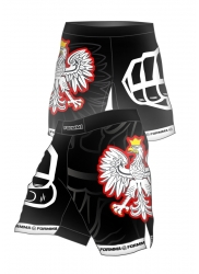 Fight Shorts Patriotic Poland v. 2.0