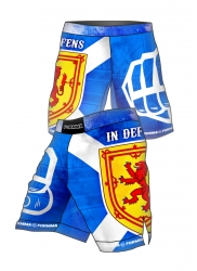 Fight Shorts SCOTLAND In Defense