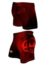 GYM Shorts DARK Red