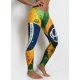 Leggings LA BRASILIANA