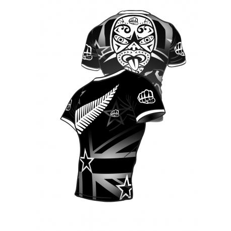 Rashguard NEW ZELAND Rugby