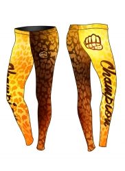Leggings CHAMPION Gold