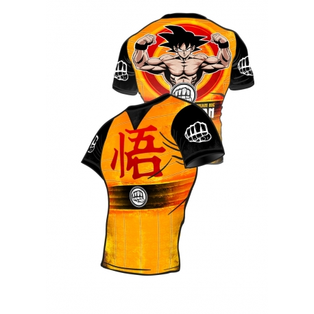 Rashguard SAIYAN (Dragon Ball)