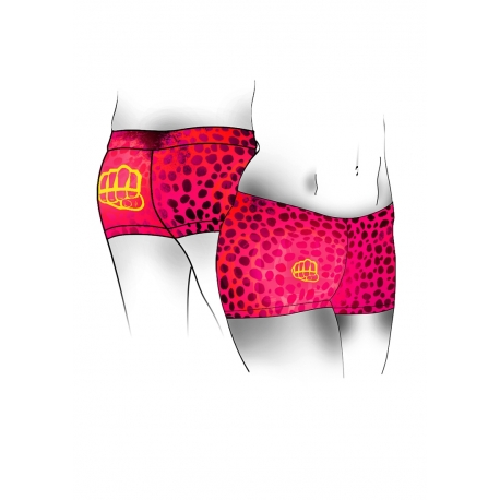 Pole Shorts PANTHER Pink