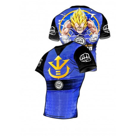 Rashguard INSAIYAN (Dragon Ball)