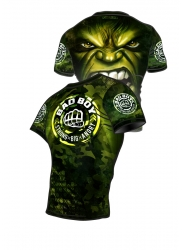 Rashguard BAD BOY Hulk