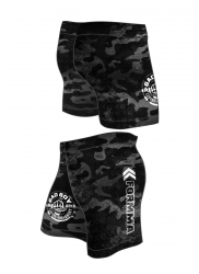 GYM Shorts BAD BOY Black