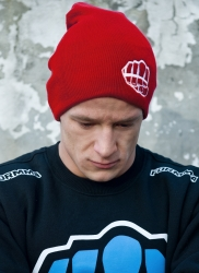 Winter Cap FIST Red