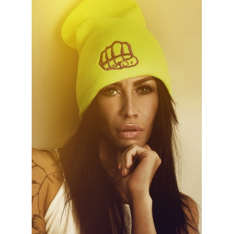 Winter Cap FIST Neon