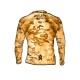 Fit Shirt WAR MACHINE Desert