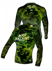 Fit Shirt WAR MACHINE Moro