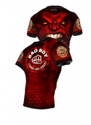 Rashguard BAD BOY Red