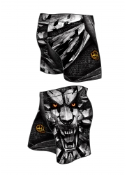 Gym Shorts STEEL Lion