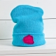 Winter Cap FIST Turquoise Pink