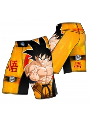Fight Shorts SAIYAN Son Goku