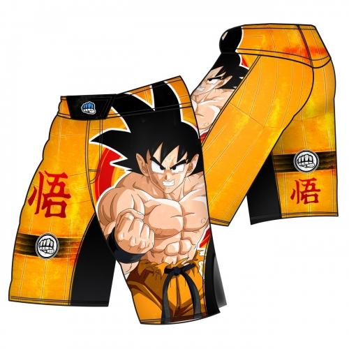 Fight Shorts SAIYAN Son Goku