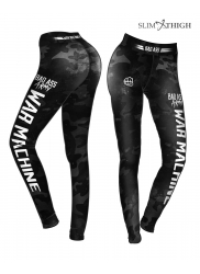 Leggings WAR MACHINE Black