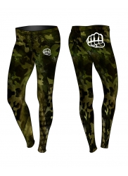 Leggings ARMY Green