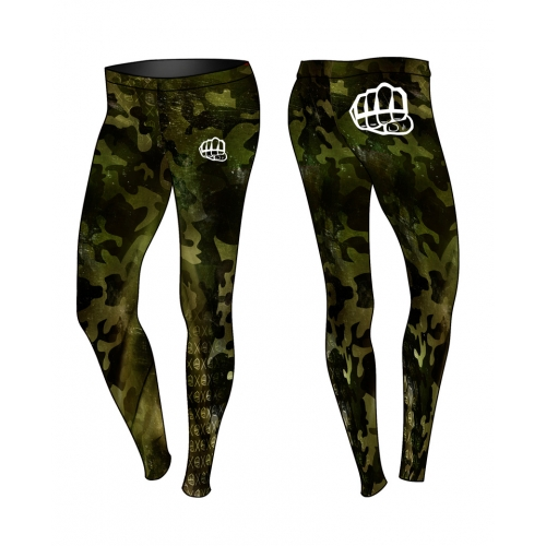 Leggings ARMY Green