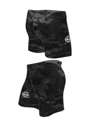 GYM Shorts ARMY Black