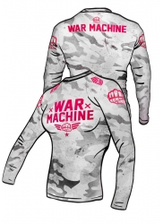Fit Shirt WAR MACHINE Pink