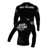 Fit Shirt WAR MACHINE Black