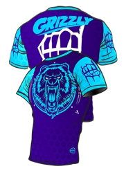 Rashguard GRIZZLY
