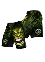 Fight Shorts BAD BOY Green