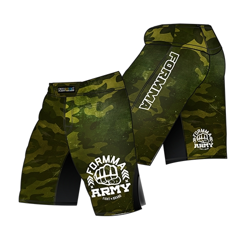 Fight Shorts ARMY GREEN