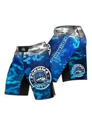 Fight Shorts FORMMA Blue