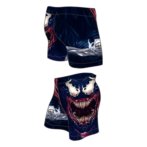 Gym Shorts NIGHTMARE