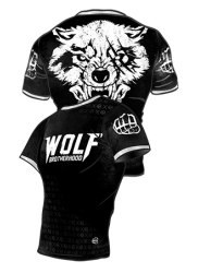Rashguard WOLF