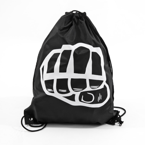 GYM SACK Big Fist Black