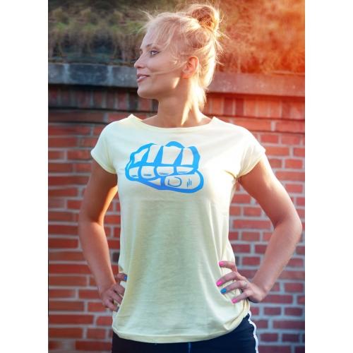 T-shirt SAND 4 Yellow-Blue