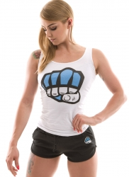 Tank Top BIG FIST White (new)