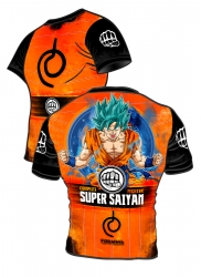 Rashguard SUPER SAIYAN (Dragon Ball)