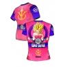 Fit Shirt SUPER SAIYAN (Dragon Ball)