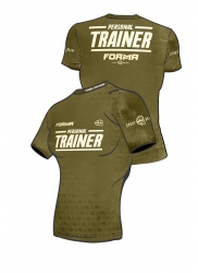 Fit Shirt PERSONAL TRAINER Moro