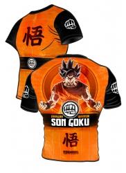 Rashguard SON GOKU Dragon Warrior
