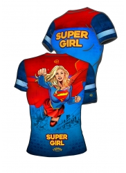 Fit Shirt SUPERGIRL