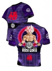 Rashguard SSJ Rose Goku
