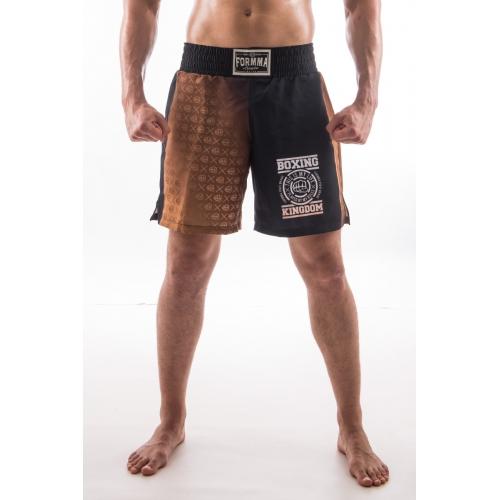 Boxing Shorts GOLD