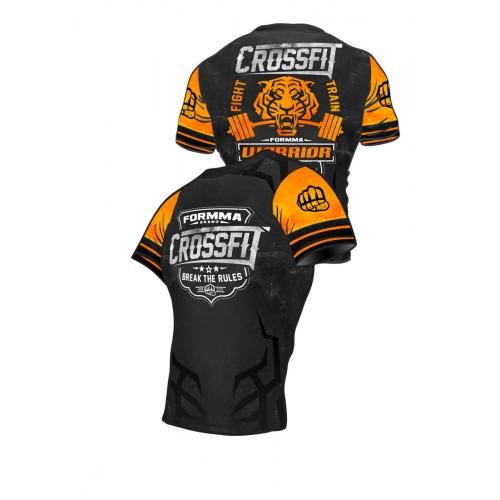 Rashguard CROSSFIT Tiger