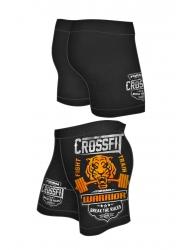 Gym Shorts CROSSFIT Tiger