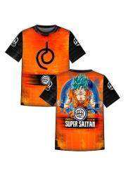 Active t-shirt SUPER SAIYAN (Dragon Ball)