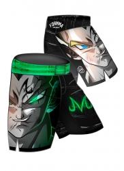 Fight Shorts Dark Vegeta