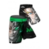 Fight Shorts Dark Vegeta