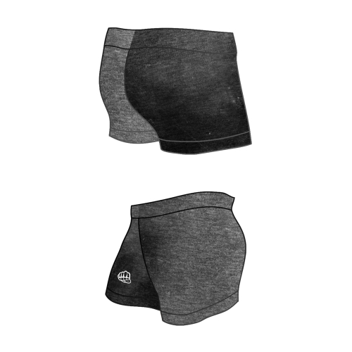 Vale Tudo Shorts SPORT Blue&Grey